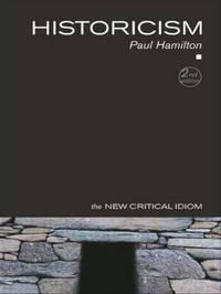 Historicism by Paul Hamilton image