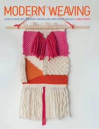 Modern Weaving by Laura Strutt