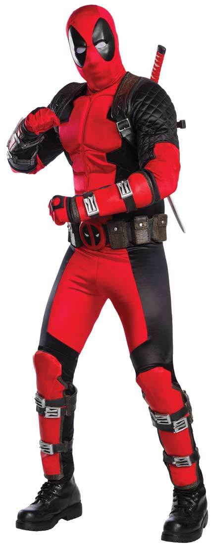 Deadpool Collector's Edition Costume (Size XL) image