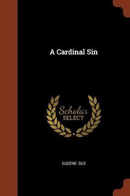 A Cardinal Sin by Eugene Sue image