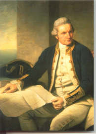 Captain Cook by Rupert T. Gould image