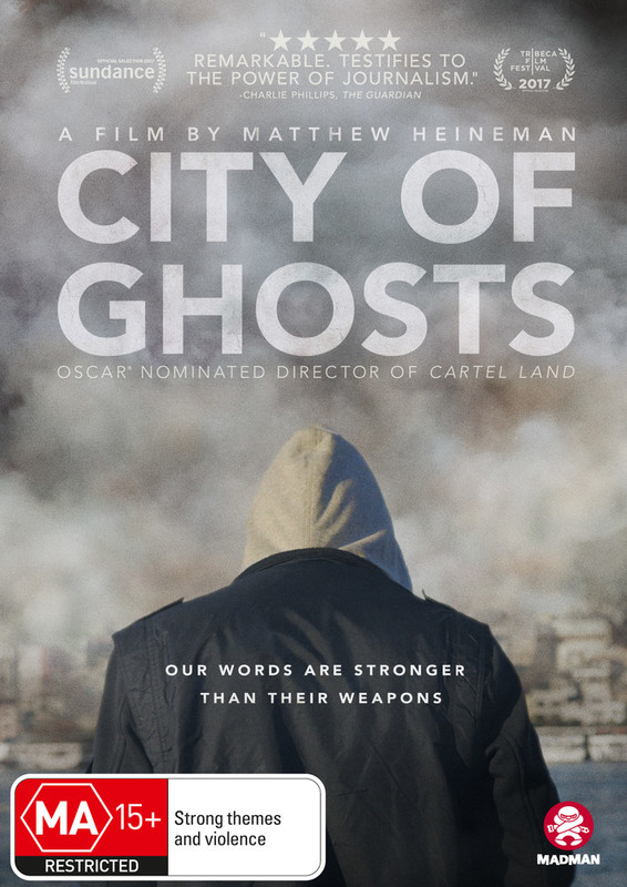City of Ghosts on DVD
