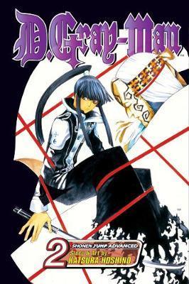 D. Gray-Man, Vol. 2 by Katsura Hoshino
