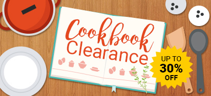 Cookbook Clearance!