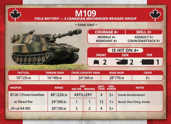 Team Yankee: M109 Field Battery image
