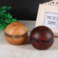 Mini Ultrasonic Portable USB Humidifier (Light Wood)