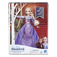 Frozen II: Arendelle Elsa - Fashion Doll