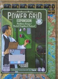 Power Grid: Recharged: Northern Europe/UK & Ireland - Game Expansion