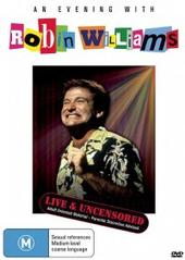 An Evening with Robin Williams - Live & Uncensored on DVD