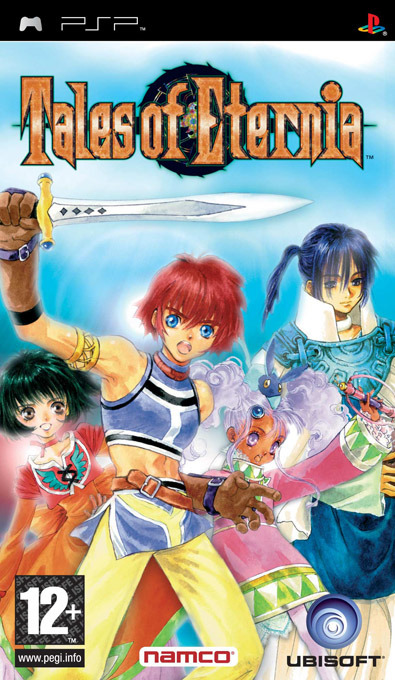 Tales of Eternia for PSP