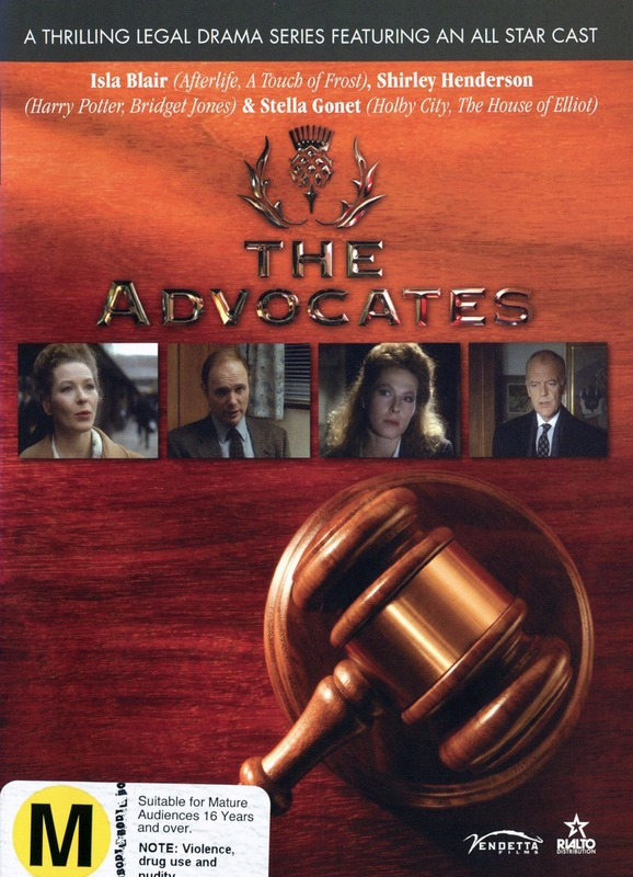Advocates (2 Disc Set) on DVD