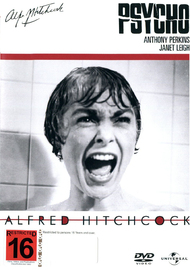 Psycho (1960) on DVD image