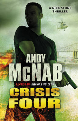 Crisis Four by Andy McNab image
