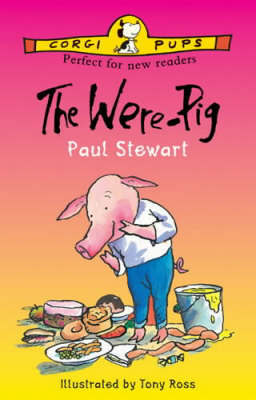 The Were-Pig by Paul Stewart image