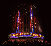 Live At Radio City Music Hall (CD/DVD) by Joe Bonamassa