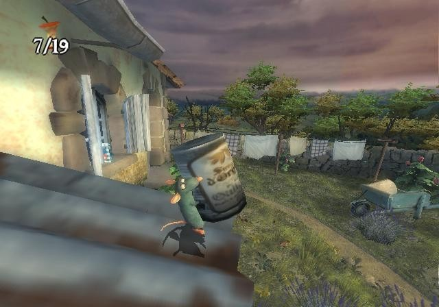 Ratatouille for Nintendo Wii image