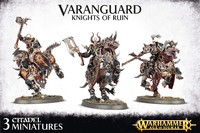 Warhammer Everchosen Varanguard: Knights of Ruin