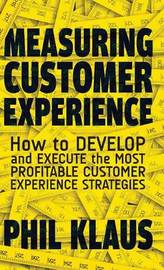 Measuring Customer Experience by Philipp Klaus image