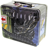 Aliens: Lunch Box with Thermos