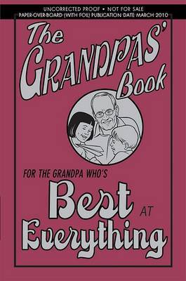 The Grandpas' Book by John Gribble image