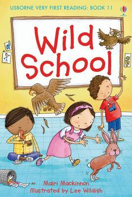 Wild School by Mairi Mackinnon