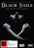 Black Sails - The Complete First Season DVD