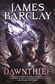 Dawnthief (Chronicles of The Raven #1) by James Barclay image