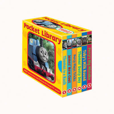 Thomas Pocket Library by Wilbert Vere Awdry image
