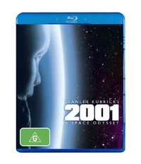 2001 - A Space Odyssey (Stanley Kubrick's) on Blu-ray