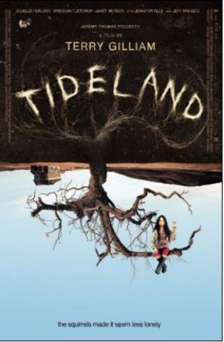 Tideland on DVD image