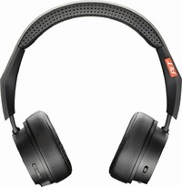 Plantronics Backbeat Fit 505 Wireless On-Ear Sport Headphones - Black
