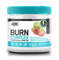 Optimum Nutrition: Burn Complex Thermogenic Drink Mix - Kiwi Strawberry (30 Serves)