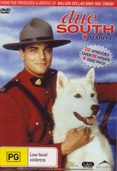 Due South - Season 1 (6 Disc Set) on DVD