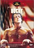 Rocky on DVD