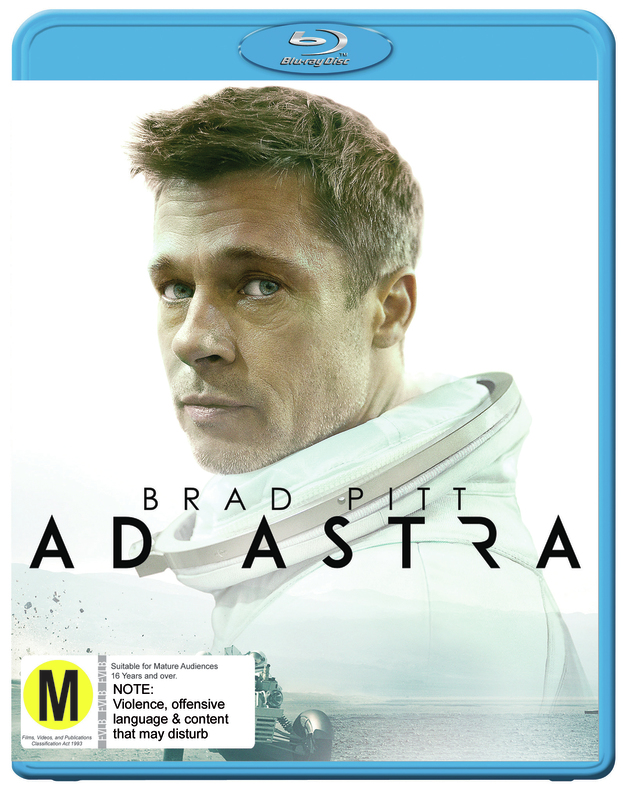Ad Astra on Blu-ray