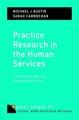 Practice Research in the Human Services by Michael J. Austin
