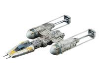 Star Wars: Vehicle Model 005: Y-Wing Starfighter - Model Kit