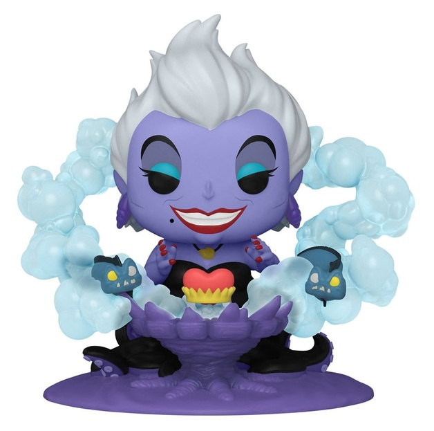 Disney: Ursula on Throne - Pop! Deluxe Figure