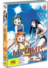 My-HiME - Vol. 3 on DVD