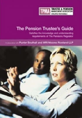 The Pension Trustee's Guide: Knowledge and Understanding image