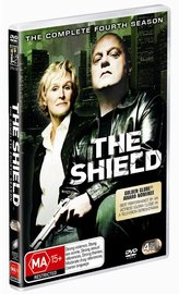 The Shield - Season 4 on DVD image