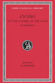 On the Nature of the Gods by Marcus Tullius Cicero