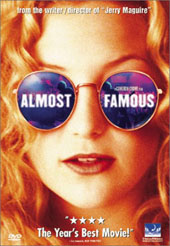 Almost Famous on DVD