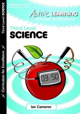 Active Science Third Level by Ian Cameron image