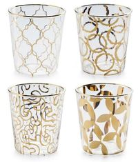 Luxe Moderne Double Old Fashioned Tumblers