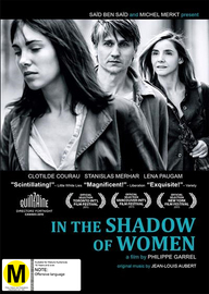 In the Shadow of Women on DVD image