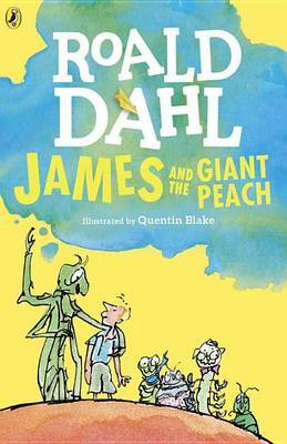 James and the Giant Peach by Roald Dahl image
