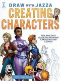 Draw With Jazza - Creating Characters by Josiah Brooks