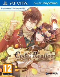 Code: Realize Future Blessings for PlayStation Vita