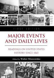 Major Events and Daily Lives image